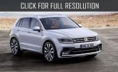 2016 Volkswagen Tiguan - 2nd generation, redesign, changes