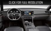 2016 Volkswagen Tiguan interior #1