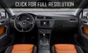 2016 Volkswagen Tiguan interior #2