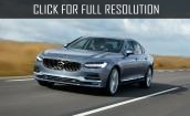 2016 Volvo S90 - design, specs, interior, video