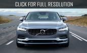 2016 Volvo S90 inscription #1