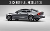 2016 Volvo S90 inscription #4