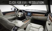 2016 Volvo S90 interior #3