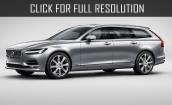 2016 Volvo V90 Estate - changes, specs, video