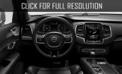 2016 Volvo Xc90 interior #2