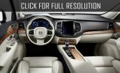 2016 Volvo Xc90 interior #3