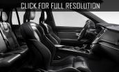 2016 Volvo Xc90 interior #4