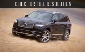 2016 Volvo Xc90 T6 First edition #1