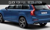 2016 Volvo Xc90 T6 R design #1