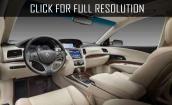 2017 Acura Mdx interior #1