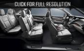 2017 Acura Mdx interior #3