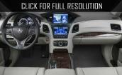 2017 Acura Mdx interior #4