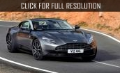 2017 Aston Martin DB11 - exterior, interior, video, specs