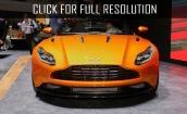 2017 Aston Martin Db11 convertible #1
