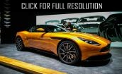 2017 Aston Martin Db11 convertible #2