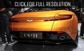 2017 Aston Martin Db11 convertible #4