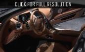 2017 Aston Martin Db11 interior #1