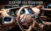 2017 Aston Martin Db11 interior #2