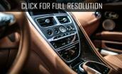 2017 Aston Martin Db11 interior #3