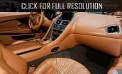 2017 Aston Martin Db11 interior #4