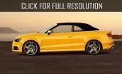 2017 Audi A3 convertible #2