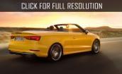 2017 Audi A3 convertible #3