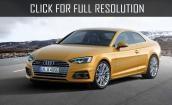 2017 Audi A5 Coupe