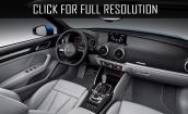 2017 Audi A5 Coupe interior #1