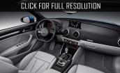 2017 Audi A5 Coupe interior #1
