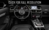 2017 Audi A5 Coupe interior #2
