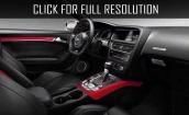 2017 Audi A5 Coupe interior #3