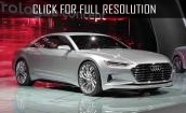 2017 Audi A7 - design, specs, equipment, video