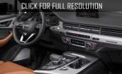 2017 Audi A7 interior #4