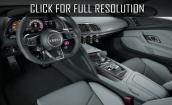 2017 Audi R8 interior #4