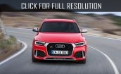 2017 Audi RS Q3 - interior design, specs, video