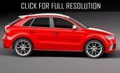 2017 Audi Rs Q3