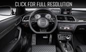 2017 Audi Rs Q3 interior #1