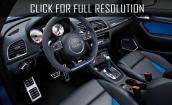 2017 Audi Rs Q3 interior #3
