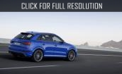 2017 Audi Rs Q3 performance #1