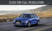 2017 Audi Rs Q3 performance #2