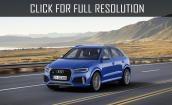 2017 Audi Rs Q3 performance #2