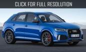 2017 Audi Rs Q3 performance #3