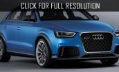 2017 Audi Rs Q3 quattro #1