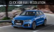 2017 Audi Rs Q3 quattro #4