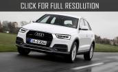 2017 Audi Rs Q3 white #1