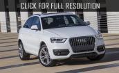 2017 Audi Rs Q3 white #2