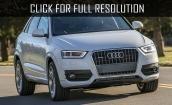 2017 Audi Rs Q3 white #3