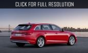 2017 Audi S4 avant #1