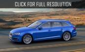 2017 Audi S4 avant #2