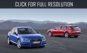 2017 Audi S4 avant #3